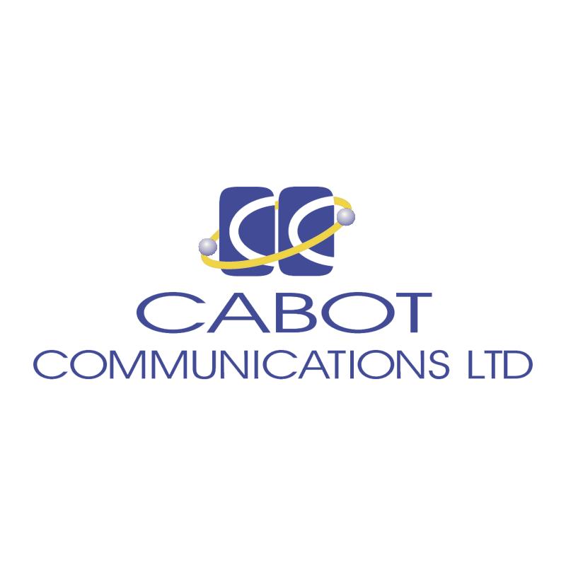 Cabot Communications Ltd vector
