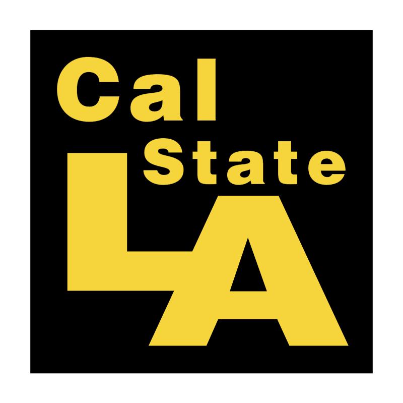 Cal State LA vector