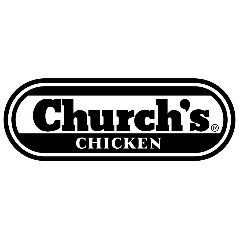 Church's Chicken vector