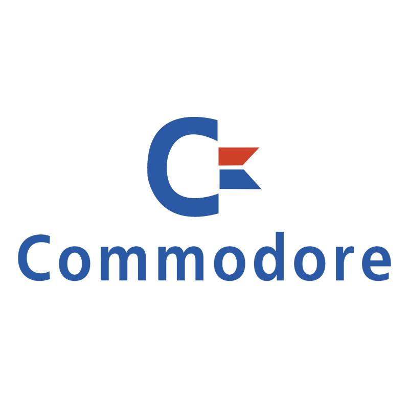 Commodore vector logo