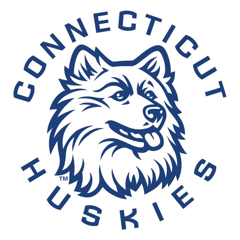 Connecticut Huskies vector logo