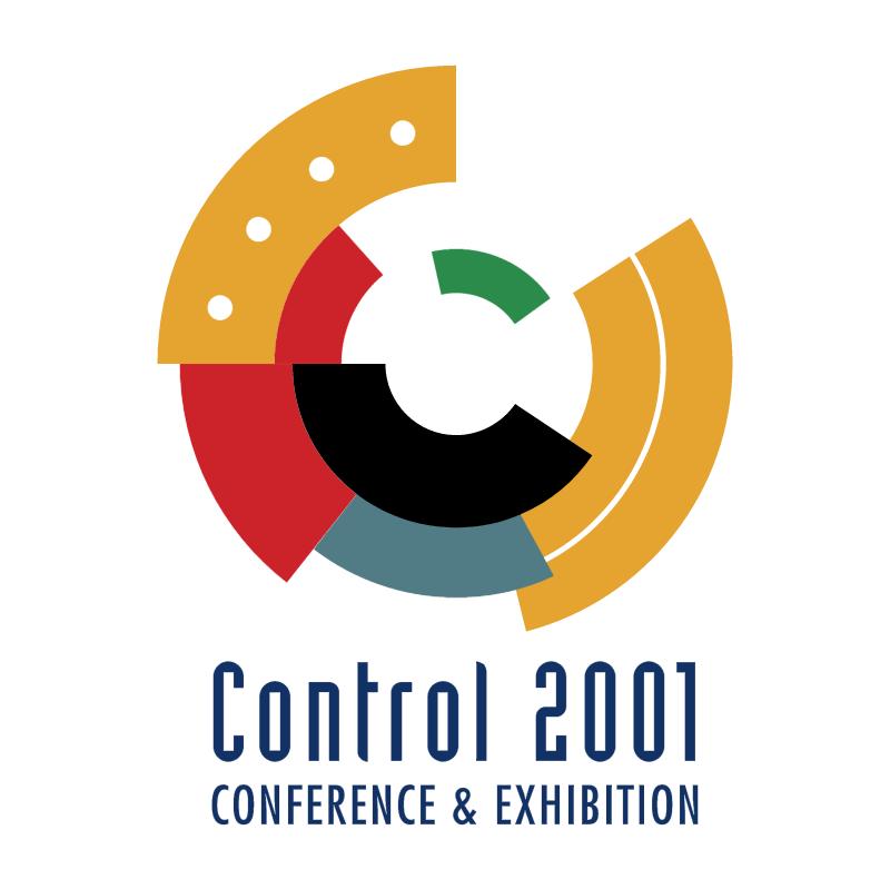 Control 2001 vector logo