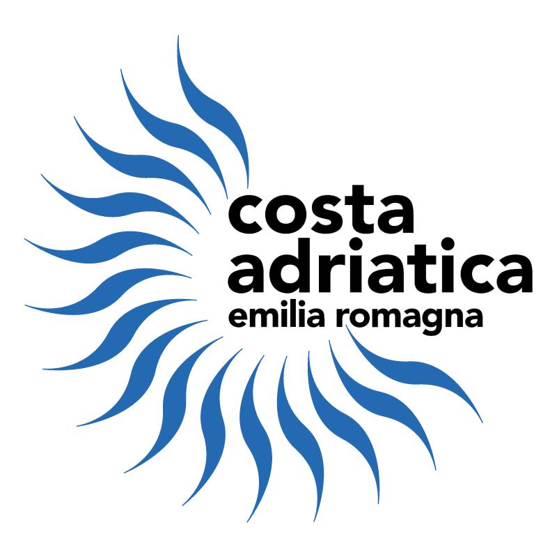 Costa Adriatica Unione vector