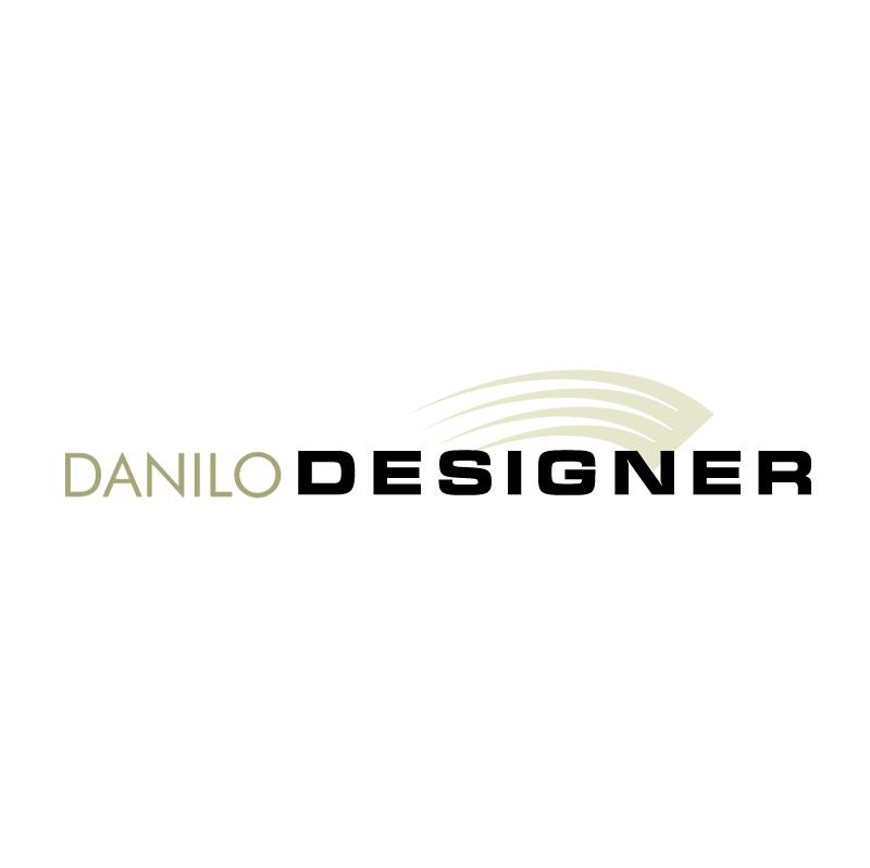 Danilo Designer vector logo