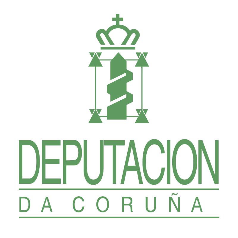 Deputacion Da Coruna vector
