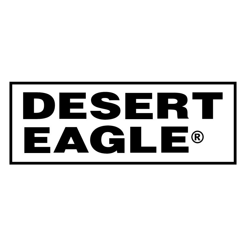 Desert Eagle vector logo