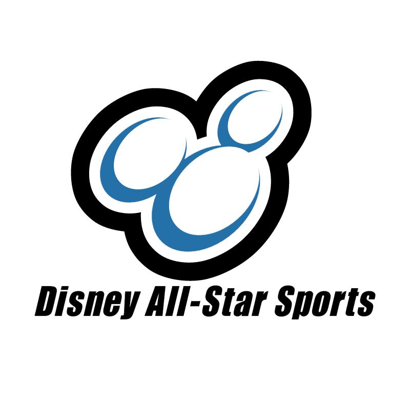 Disney All Star Sports vector