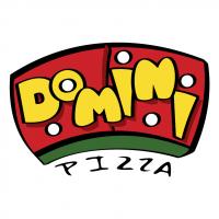 Domini Pizza vector