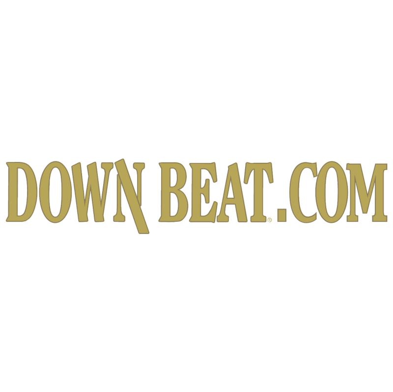 DownBeat com vector