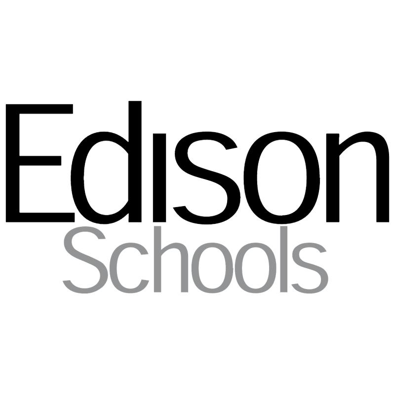 Edison Schools vector logo