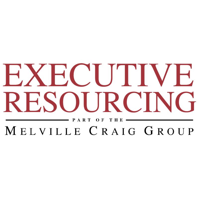 Executive Resourcing vector logo