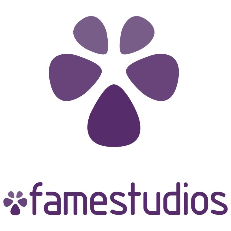 Fame Studios vector