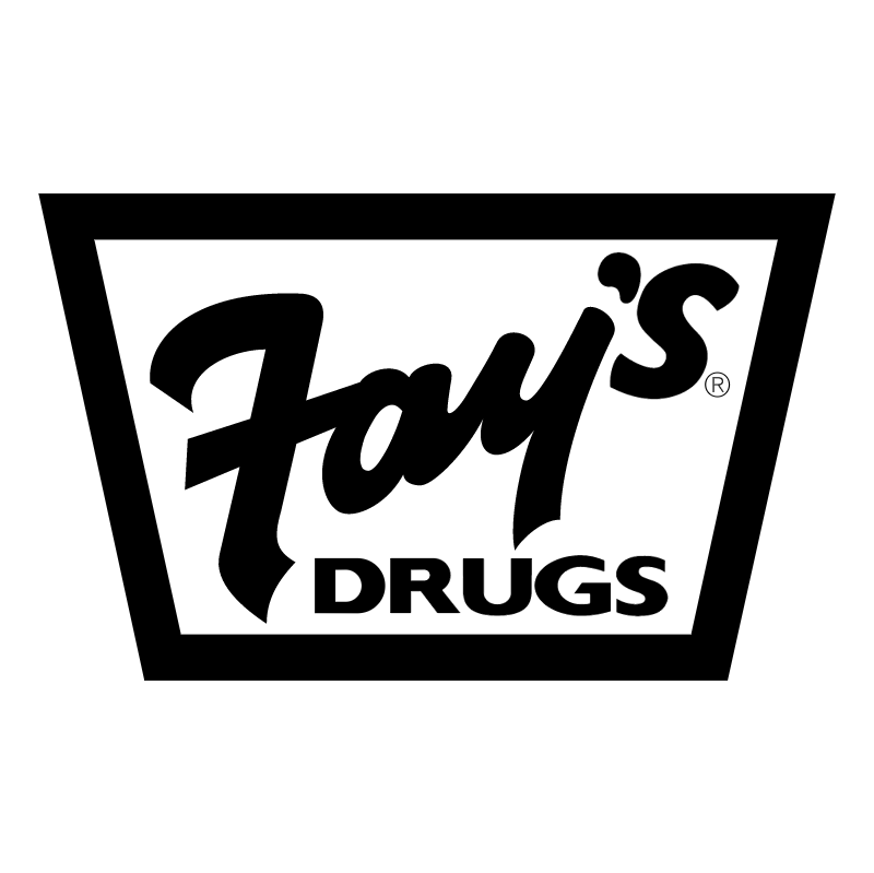 Fay's Drug vector