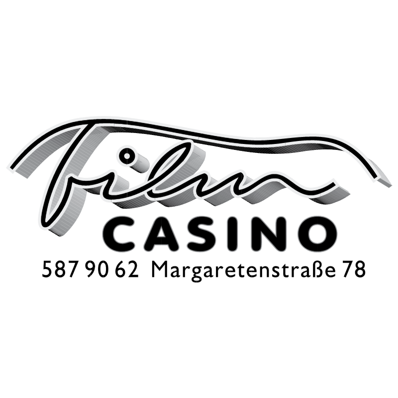 Film Casino vector