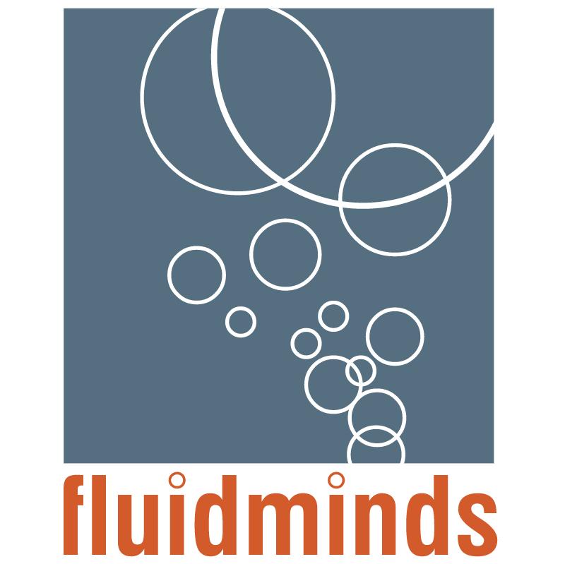 Fluidminds vector logo