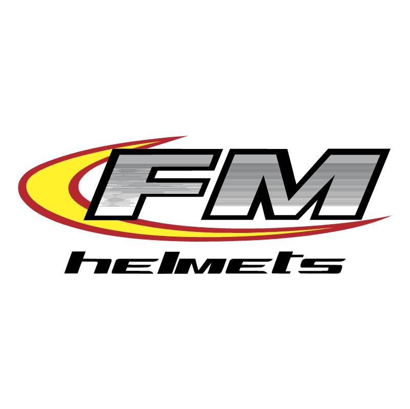 FM Helmets vector