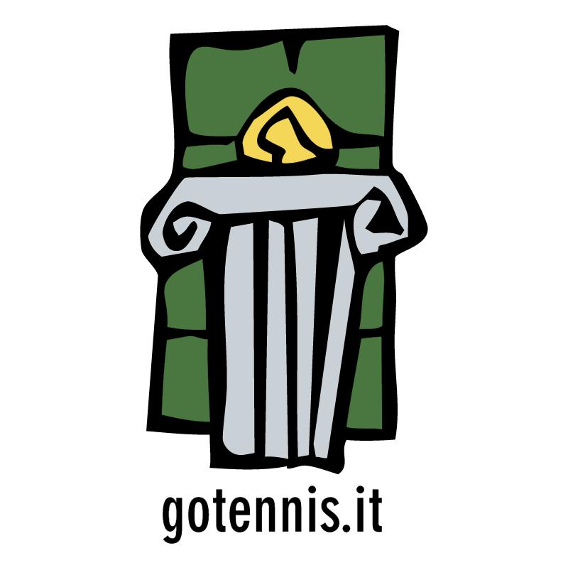 gotennis it vector logo