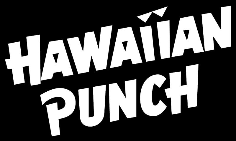 Hawaiin Punch vector