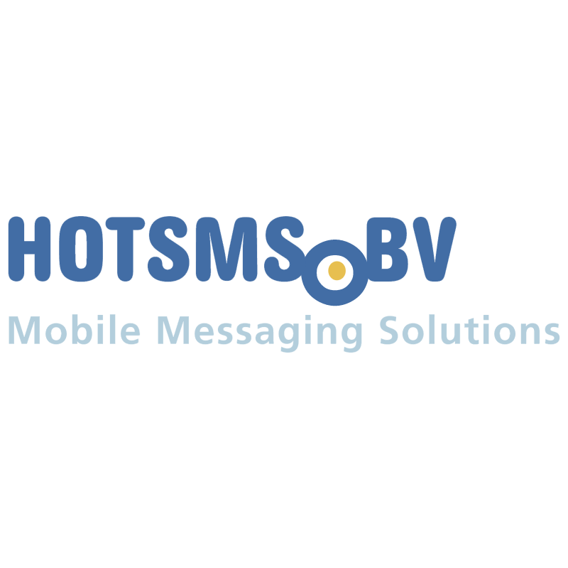Hot SMS BV vector