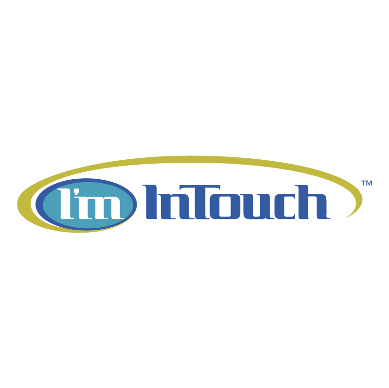 I'm InTouch vector