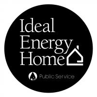 Ideal Energy Home vector