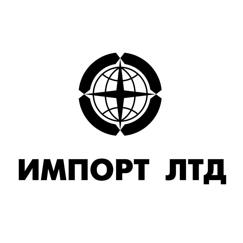 Import Ltd vector