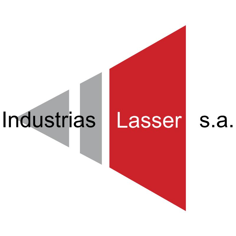 Industrias Lasser vector logo