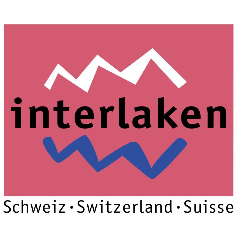 Interlaken vector logo