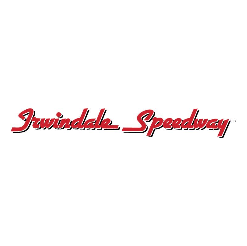 Irwindale Speedway vector