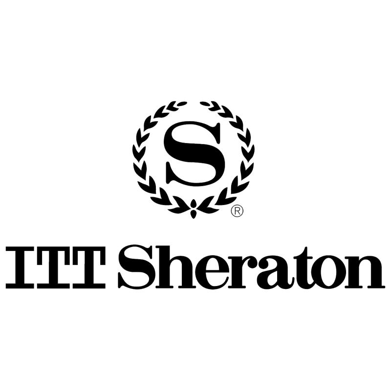 ITT Sheraton vector logo