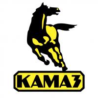 Kamaz vector