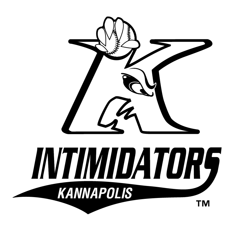 Kannapolis Intimidators vector
