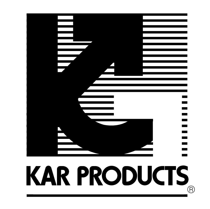 Kar Products vector