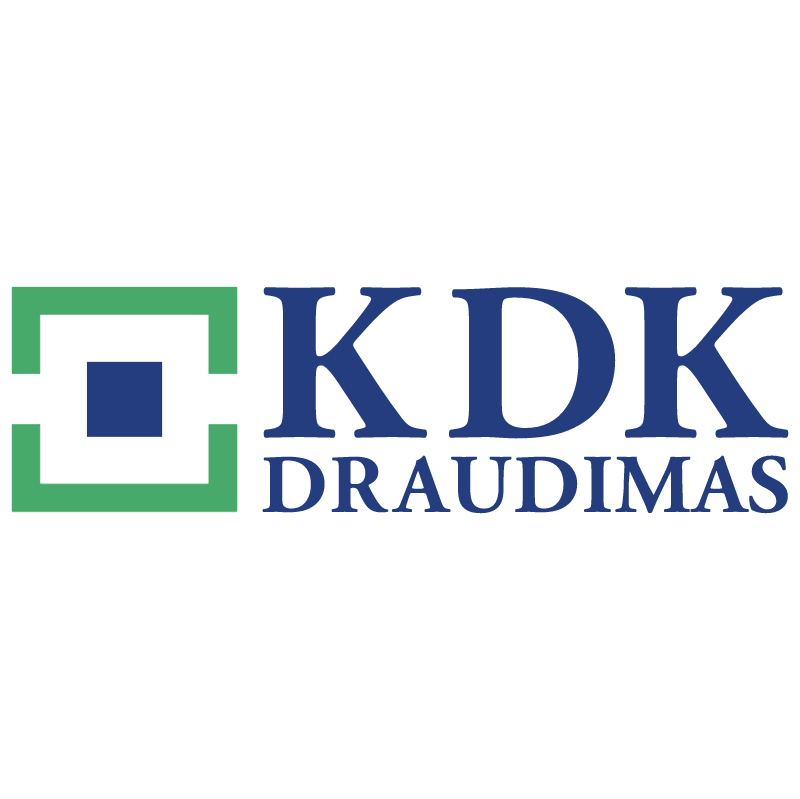 KDK Draudimas vector