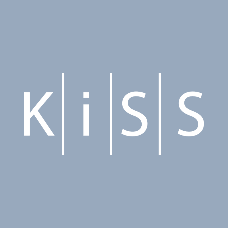 KiSS Technology vector logo