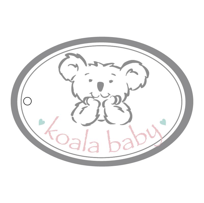Koala Baby vector