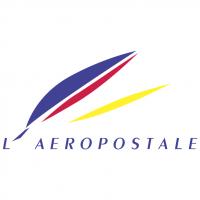 L'Aeropostale vector