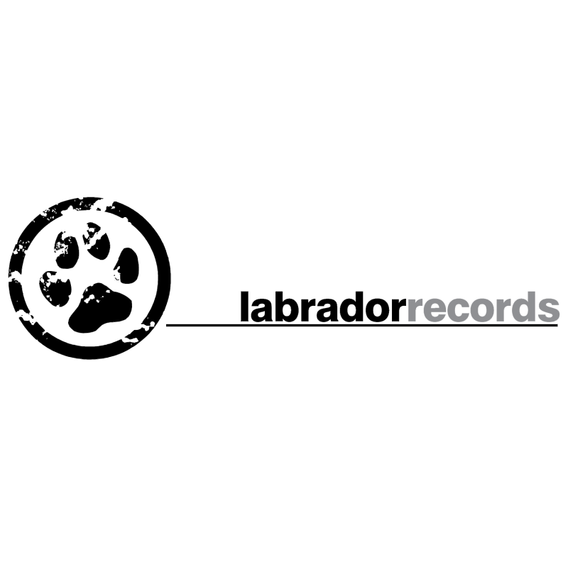 Labrador Records vector