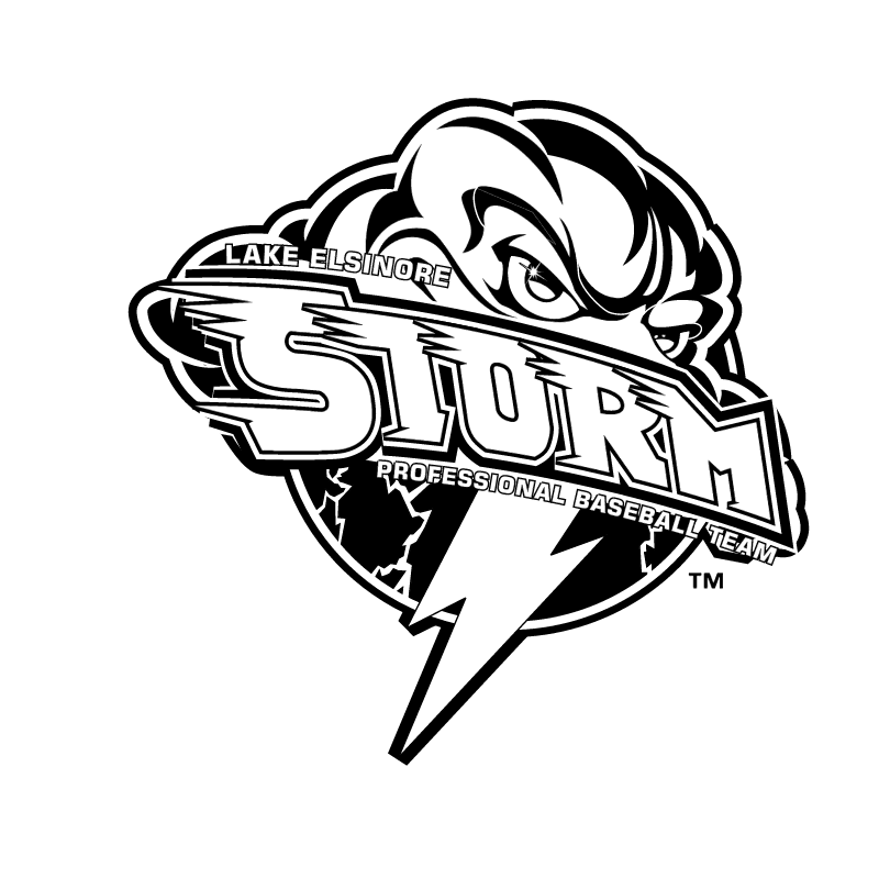Lake Elsinore Storm vector