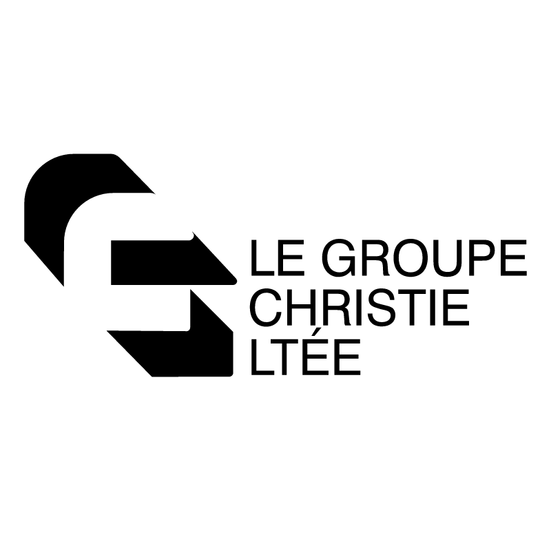 Le Groupe Christie Ltee vector
