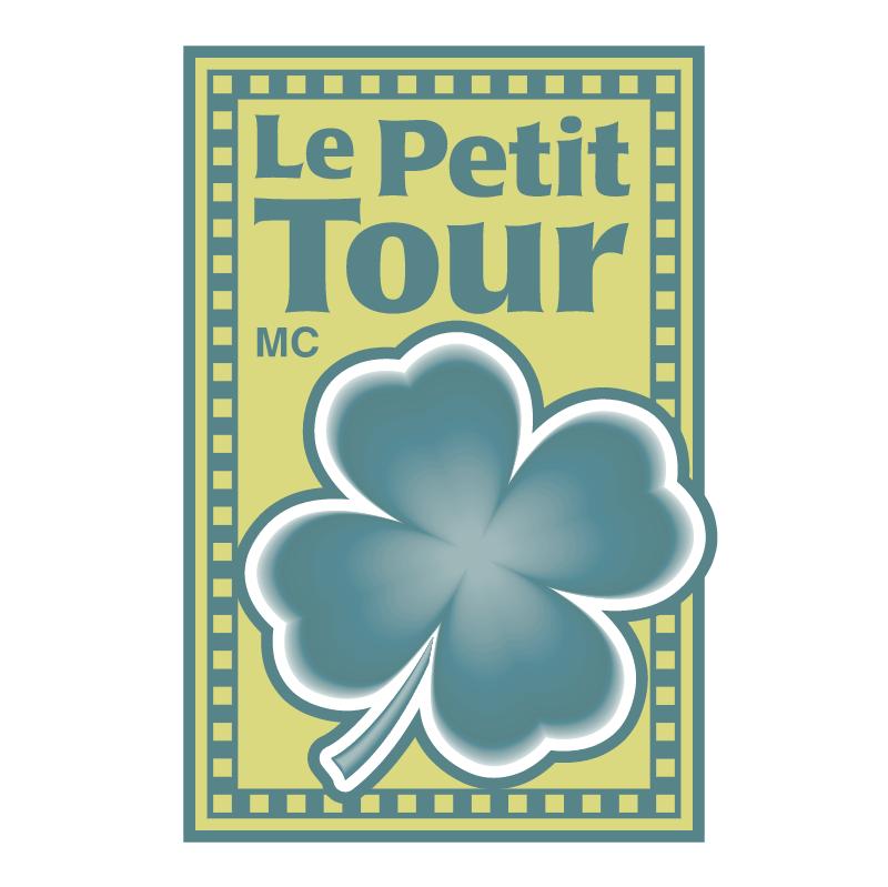 Le Petit Tour vector