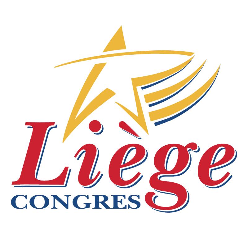 Liege Congres vector