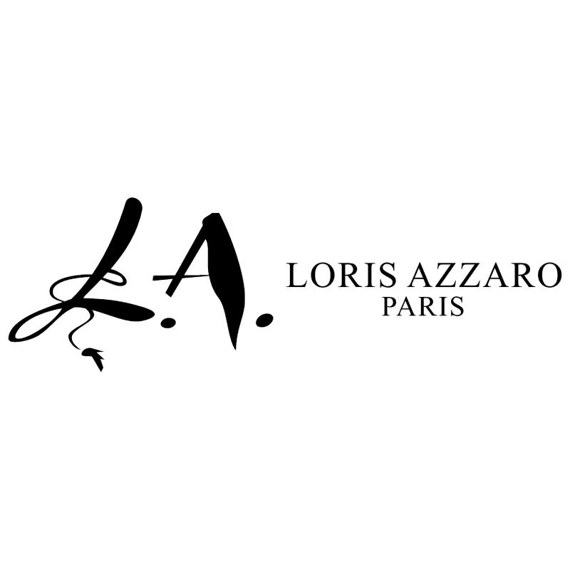 Loris Azzaro vector logo