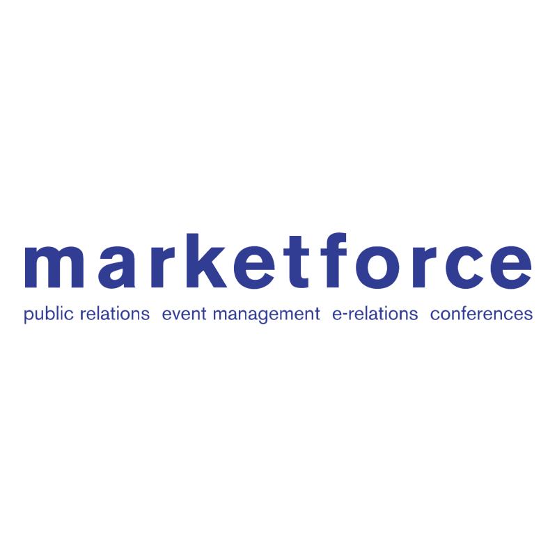 Marketforce vector logo