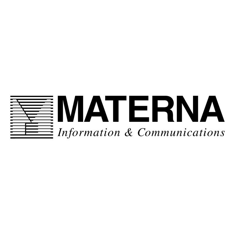 Materna Information & Communications vector logo