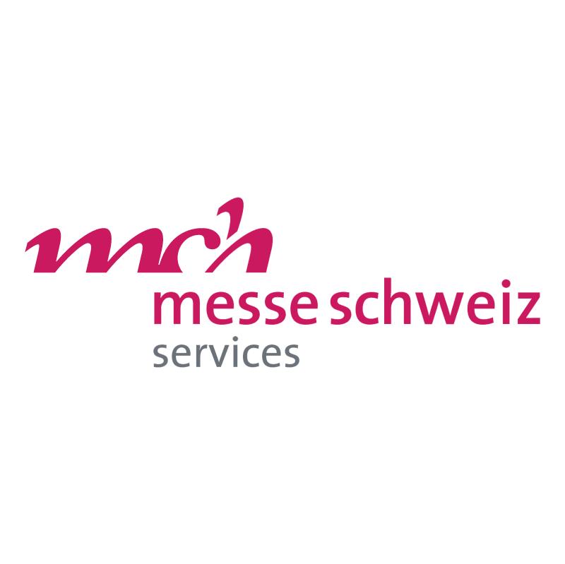 Messe Schweiz Services vector