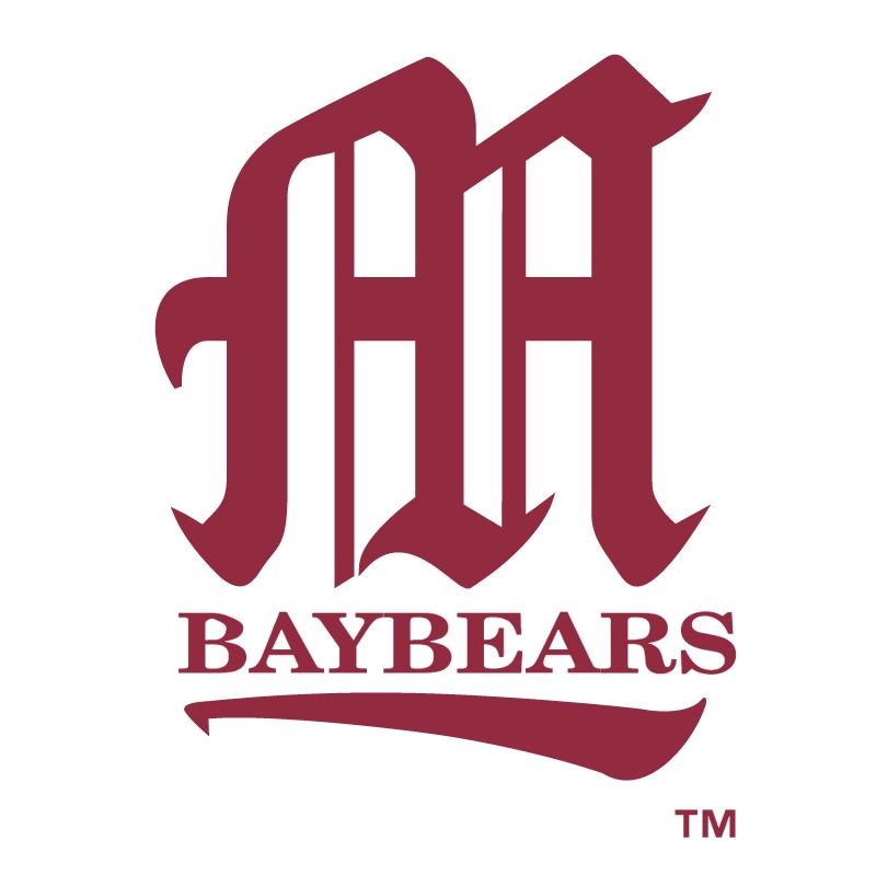 Mobile BayBears vector