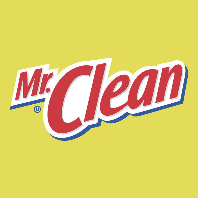 Mr Clean vector