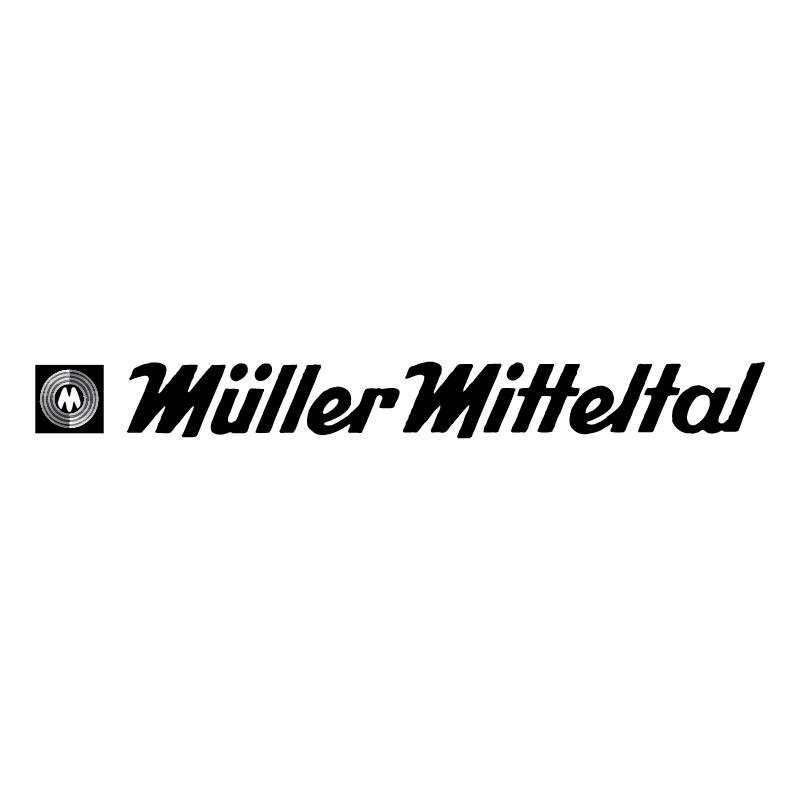 Muller Mitteltal vector