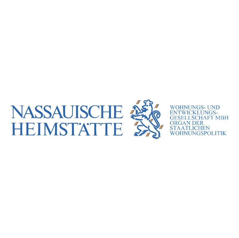 Nassauische Heimstatte vector